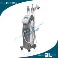 Quality 3 In 1 Tripolar RF Vacuum Cavitation Slimming Machine WT6 For Body Contouring for sale