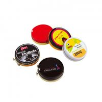 Buy cheap Round Metal Storage Containers Shoe Polish Tin With Different Versions product