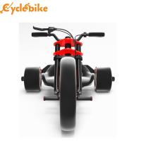 Buy cheap 35km/h 1000w Rear Double Motor Electric Drift Trike with 48v 15.4ah LG Lithium from wholesalers