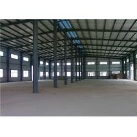 Quality China Factory Construction Frame Steel Structure Building Prefab House Workshop For Sale for sale