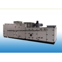Quality AHU Retrofit Desiccant Rotor Silica Gel Dehumidifier for Pharmaceutical Industry RH ≤ 20% for sale