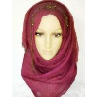 Quality Red Hijab Scarf (LC-C027) for sale