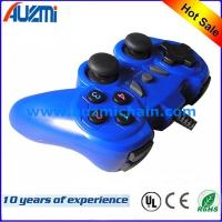 Quality mini dual shock game controller for pc with painting oil gaming pc controller for sale