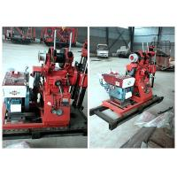 Quality Industrial Soil Test Drilling Rig Machine For Core Borehole Drilling for sale