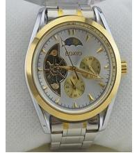 Buy cheap Swiss Mechanical Watches Tourbillon Automaton Stainless Steel Mechanical Watch product