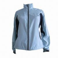 Buy cheap Women's Cycling Jerseys, Suitable for Running, OEM and ODM Orders Available from wholesalers