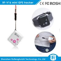 China Good quality personal gps tracker kids with two way communication gps tracker SOS Call Chi on sale