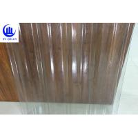 China Glass Fiber FRP Daylight Transparent Roofing Sheets FRP Clear Light Weight Roof Tiles on sale