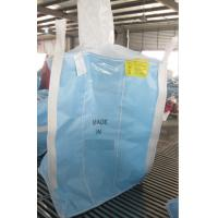 Buy cheap TYPE D conductive blue PP Jumbo Bags Anti-Sift For Chemical Powders product