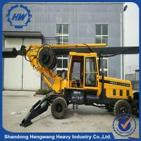 China Hot sales hydraulic rotary piling drilling rig rotary pile rig for sale on sale