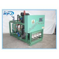 Quality Air Cooled Screw Compressor Condenser Unit / Damai R404a Condensing Units for sale
