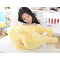 Quality 0.8kg Soft Stuffed Elephant Plush Toy 40 - 90cm Size Height For Birthday Gift for sale