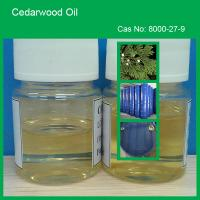 Quality Natural Cedarwood Oil for sale