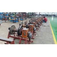 Quality Electric Drill Rig Parts Diesel Driven Core Drilling Wireline Winch for sale