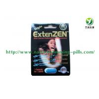 China All Natural Male Enhancement Increase Time, Sexual Confidence Triple Extenzen / Herbal Sex Pills on sale