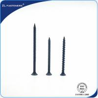 Quality Zinc Plated Self Drilling Screw , Self Tapping Screws 2mm-100mm Length for sale