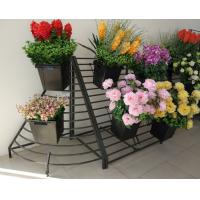 China Metal Artificial Flower Display Rack 936X936X1377mm Size Muliti Lever on sale