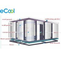 Quality Long Life Multi Commodity Cold Storage / Industrial Cold Storage System for sale