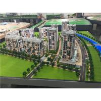 Quality House Architectural Model Building For Residence With Internal Light 2.1 * 2.1M for sale