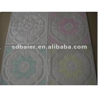 Buy cheap Glass fiber reinforced gypsum ceiling tiles product