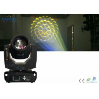 230w Sharpy Beam Moving Head Light for Events with 17 Gobos 14 Colors / 16Ch