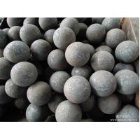 Buy cheap Good Wearing Resistance 100mm forged steel grinding balls for ball mill product
