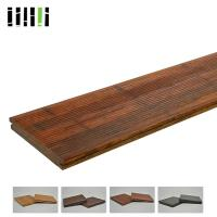 Buy cheap Outdoor Bamboo Flooring Tiles Eco Friendly With Fine Water Resistance from wholesalers