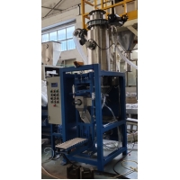 Quality 80 Bags/H 25kg/Bag Airflow Type Automatic Bagging Machine for sale