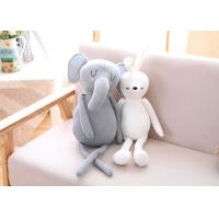Quality Lovely Stuffed Rabbit Toy/ Elephant Soft Toy For Children Stuffed Animal for sale