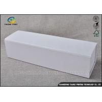 Custom Color Foldable Gift Boxes Fashion Paper Wine Box ISO14001 Certificated
