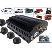 Buy cheap Mobile DVR 8ch Shock-Proof with 2.5inch HDD, 3G GPS WIFI G-sensor product