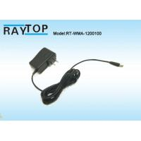 Quality High Efficiency Wall Mount Power Adapter Ac Dc Power Supply US Plug 12V 1000mA for sale