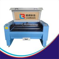 Buy cheap Mini Co2 Laser Non Metal Cutting Machine Industrial Laser Cutter ±0.001mm Precision product