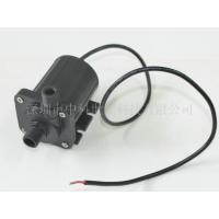 Buy cheap brushless DC micro water pump from wholesalers
