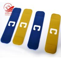 Quality Spandex / Polyester Elastic Football arm band belt for sale
