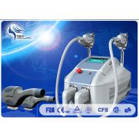 Quality Effective ICE SHR Hair Removal Equipment E - Light Machine For Skin Rejuvenation for sale