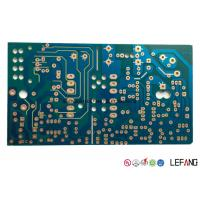 China 1 OZ / 35 µM Copper Single Layer Pcb Board , Power Bank Circuit Board 1.6 MM on sale