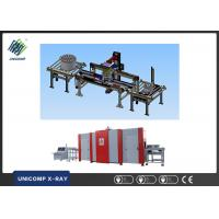 Buy cheap Inline X-Ray Testing & Inspection Equipment & Systems for wheel hub from wholesalers