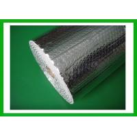 Buy cheap High Reflectivitive Roof Heat Barrier Bubble Foil Insulation 4mm Thickness product