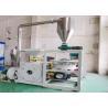 Automatic SKD11 Plastic Scrap Granulator Dust Free 100 Mesh 75kw Abrasion for sale
