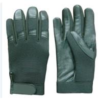 China Split leather working gloves on sale