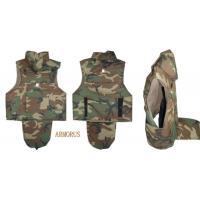 China Military Body Armor on sale