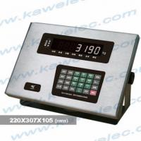 Moldova buy digital weighing indicator XK3190-DS3, DHM9BD10-C3-40t-12B3 ZEMIC load cell