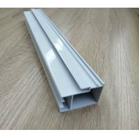 China High Hardness Powder Coated Aluminium Extrusions For Doors / Windows Corrosion Resistance on sale