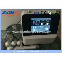 Buy cheap Noninvasive Extracorporeal  Shock Wave Therapy Machine For Hamstring Strain / Hallux Rigidus product