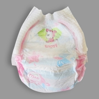 Quality Clothlike Overnight Sleepy Baby Diapers With Wetness Indicator for sale