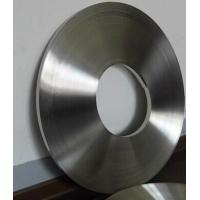 Buy Mill Glazed Stainless Steel Banding Straps With Surface Roughness 4μM-8μM at wholesale prices