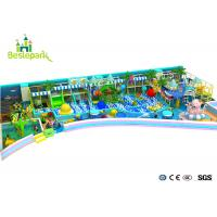 Buy cheap The Custom Design Ocean Theme Park Indoor Playground Safety And Eco friendly from wholesalers