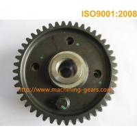 China Industrial Machinery Metal Spur Gear / Cylindrical Spur Helical Gear on sale