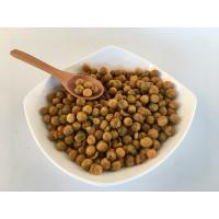 Quality Custom Full Nutrition Spicy Coated Green Peas Soya Bean Snacks for sale